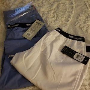 Petite scrub pants